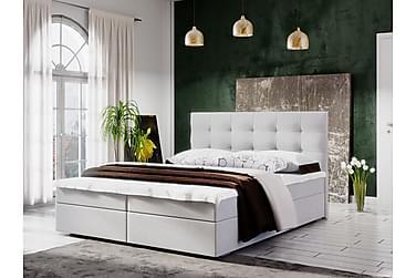 Sängpaket Fado 160x200 Rutmönstrad Gavel