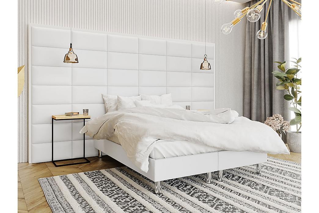 Kontinentalsäng Forenza 180x200 med panel 60x30 - Möbler - Sängar - Komplett sängpaket