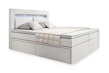 Sängpaket Celio 180x200 med Förvaring LED-belysning