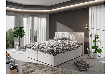 Sängpaket Fado 140x200 Mönstrad Gavel