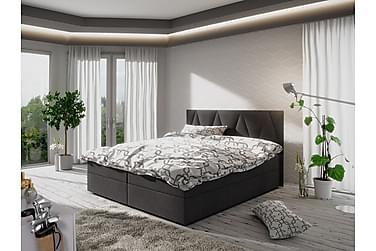 Sängpaket Fado 160x200 Mönstrad Gavel