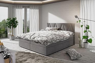Sängpaket Fado 180x200 Mönstrad Gavel