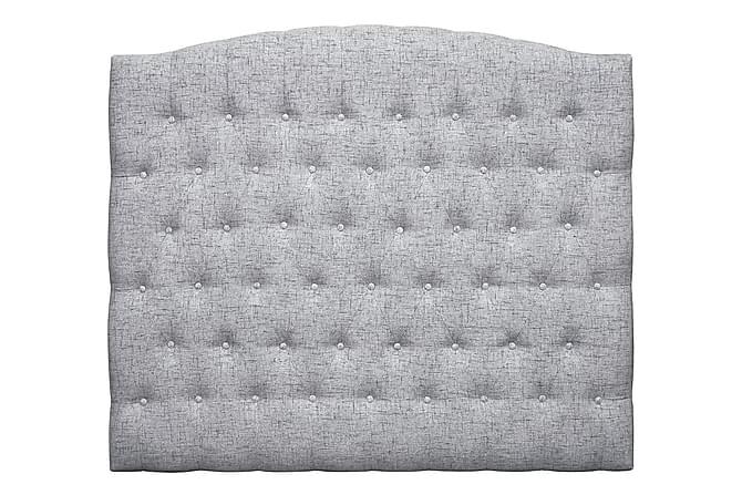 Sängpaket Abelie 140x200 Medium - Ljusgrå - Möbler - Sängar - Kontinentalsängar