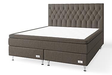 Sängpaket Classic Oxford 180x200 M/F Brun