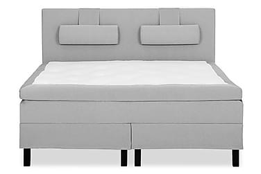 Sängpaket Olivia 150x200 Skum Slät Sänggavel