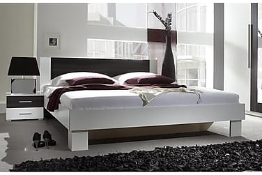 Ramsäng Zelma 205x258 cm + Sängbord