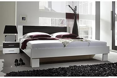 Ramsäng Zelma 205x278 cm + Sängbord