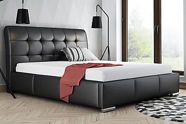 Säng Samisia med Förvaring 140x200