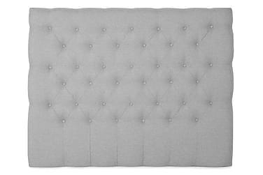 Sänggavel 160 cm Djuphäftad Låg