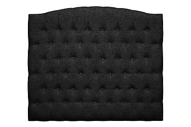 Sänggavel Abelie 140 cm Svängd