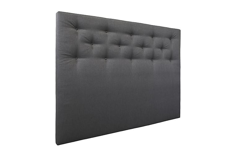 Sänggavel Belmond 160 cm - Mörkgrå - Möbler - Sängar - Sänggavel
