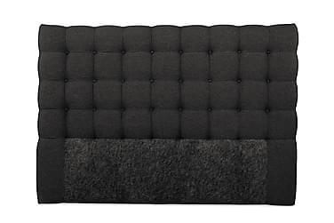 Sänggavel Boxford 180 cm Knappar