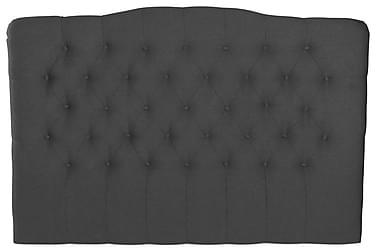Sänggavel Excellent 180x120 Mörkgrå