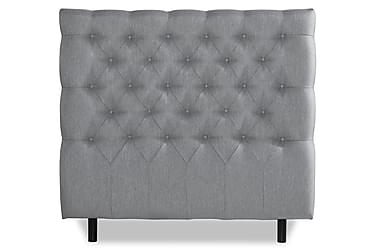 Sänggavel Lindvik 120x117 Knappar