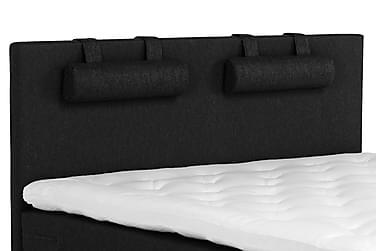Sänggavel Jupiter 160 cm  Svart
