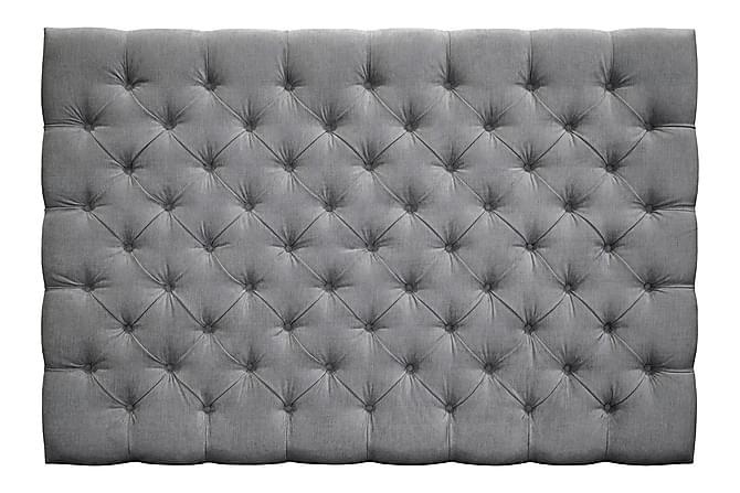Sänggavel Paraiso 160 cm - Grå - Möbler - Sängar - Sänggavel
