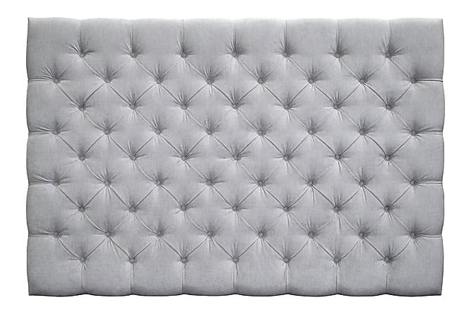 Sänggavel Paraiso 160 cm - Ljusgrå - Möbler - Sängar - Sänggavel