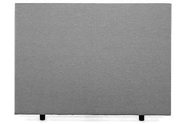Sänggavel Plain Edison 140 cm Ljusgrå