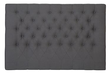 Sänggavel Regis 160 cm Mörkgrå