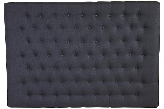 Sänggavel Trevion 210 cm - Mörkgrå - Möbler - Sängar - Sänggavel