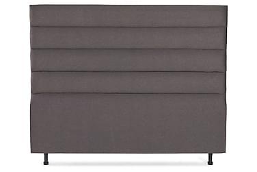 Sänggavel Zara 160x120 cm Ljusgrå