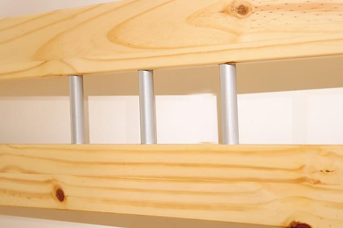 JANA Sängram 90x200 Natur - Beige - Möbler - Bord - Matbord & köksbord