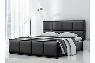 Säng Herlinda med Förvaring 140x200