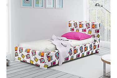 Säng Thymea med Förvaring 90x200