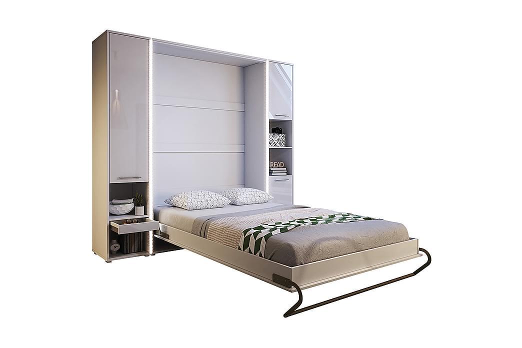 Sänglåda Storli - Vit - Möbler - Sängar - Sängskåp