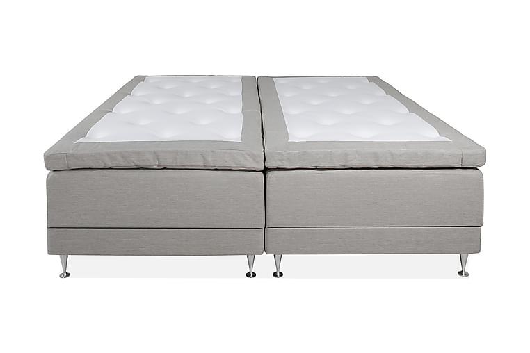 Säng Almvik 180x200 cm - Beige - Möbler - Sängar - Ställbara sängar