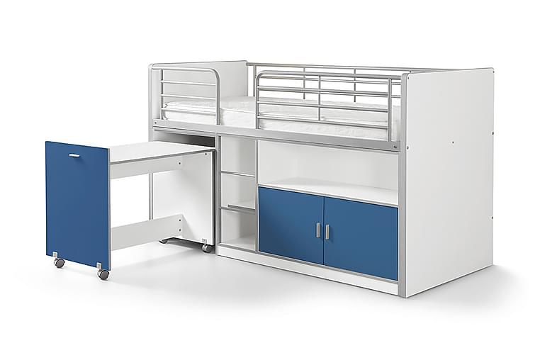Barnsäng/Loftsäng Bringberry - Blå - Möbler - Sängar - Våningssängar