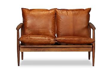 Durrow 2-sits Soffa Läder