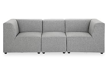 Soffa Demi 3-sits