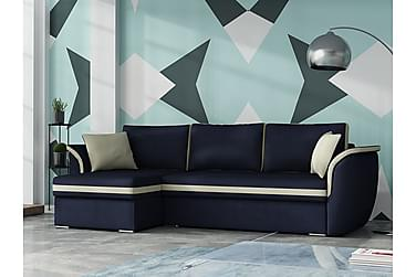 Divanbäddsoffa Jowisz 257x145x90 cm