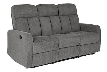 El-reclinersoffa Dianco 3-sits