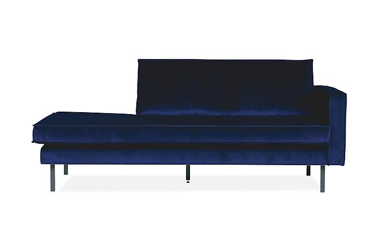 Dagbädd Dotty Höger - Mörkblå - Möbler - Soffor - 2-4-sits soffor