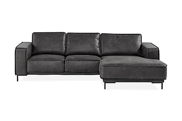 Soffa Minou 2-sits med Divan Höger Bonded Leather