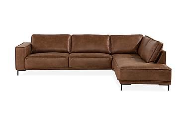 Soffa Minou 2,5-sits med Schäslong Vänster Bonded Leather