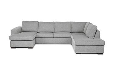 U-soffa Alter Large med Divan Vänster