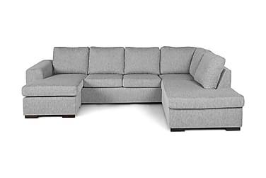 U-soffa Alter med Divan Vänster