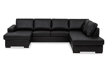 U-soffa Alter XL med Divan Vänster Konstläder