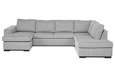 U-soffa Alter XL med Divan Vänster