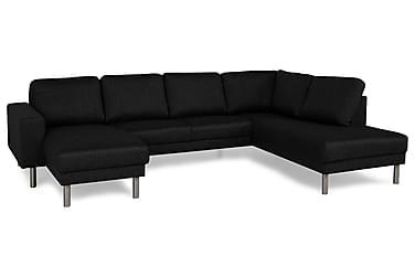 U-soffa Erstavik med Divan Vänster