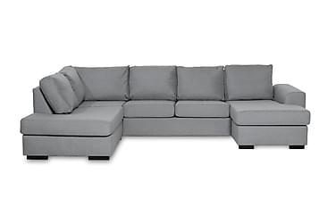U-soffa Friday Lyx Large med Divan Höger