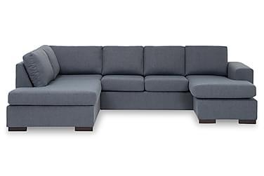 U-soffa Keller Large med Divan Höger