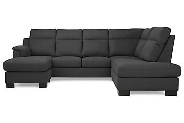 U-soffa Lawton 4-sits med Divan Vänster