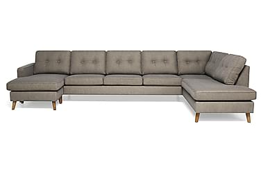 U-soffa Miller Large med Divan Vänster