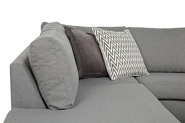 U-soffa Yen Large med Divan Höger