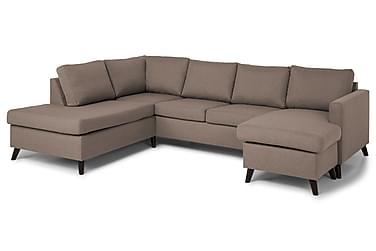 U-soffa Yen med Divan Höger