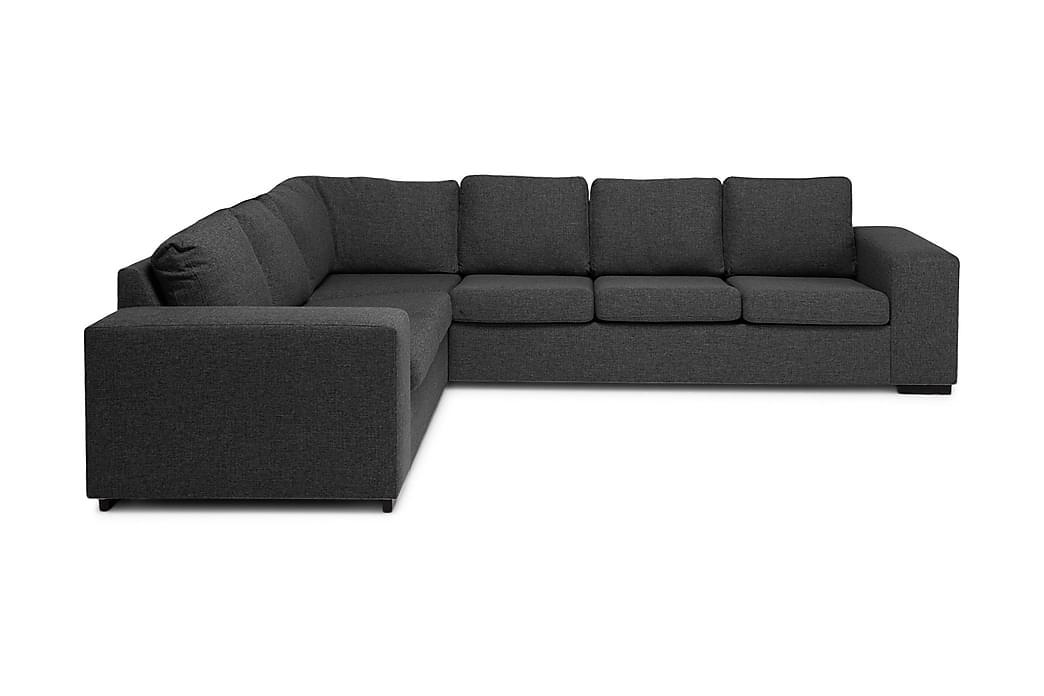 Hörnsoffa Sit Down Vändbar - Mörkgrå - Möbler - Soffor - Hörnsoffor